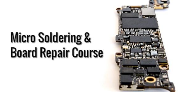 Micro Soldering and Board Repair
